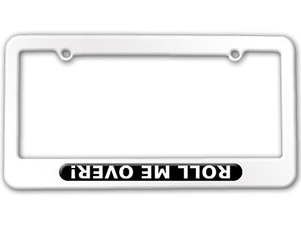 over off road truck jeep powder coated metal license plate tag frame. Cars Review. Best American Auto & Cars Review